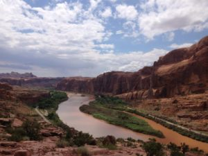 The Beautiful Colorado River